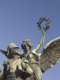 Monumento storico in Argentina Immagine Stock