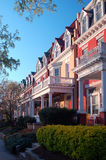 Monumento storico Aveniue, Richmond, la Virginia immagine stock