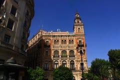 Monumento storico di Siviglia Fotografia Stock Libera da Diritti