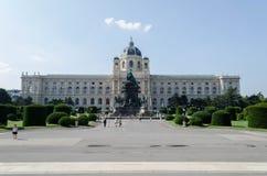 Monumento storico a Vienna, Austria Fotografia Stock Libera da Diritti