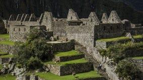 Monumento su Cusco Fotografia Stock Libera da Diritti