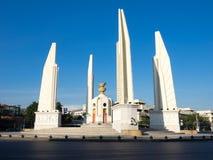 Monumento Tailandia de la democracia Foto de archivo