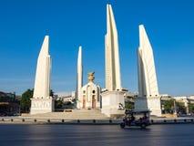 Monumento Tailandia de la democracia Fotos de archivo libres de regalías