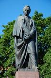 Monumento a Taras Shevchenko Fotografia de Stock Royalty Free