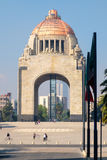 The Monumento to the Revolution in Mexico City Stock Photo