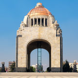 The Monumento to the Revolution in Mexico City Royalty Free Stock Photo