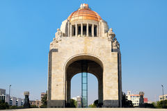 The Monumento to the Revolution in Mexico City Royalty Free Stock Photography