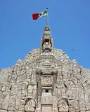 Monumento una La Patria Fotografia Stock Libera da Diritti