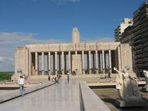 Monumento une La Bandera Photographie stock libre de droits