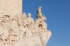 Monumento une visibilité directe Descubrimientos Photos libres de droits