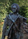 Monumento a Van Gogh imagem de stock