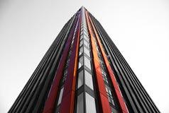 Monumento - vermelho Imagens de Stock