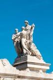 monumento vittorio emanuele Zdjęcia Royalty Free