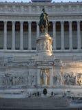 Monumento a Vittorio Emanuele II, Roma Fotografía de archivo