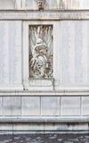 Monumento a WWI en Padua Fotografía de archivo libre de regalías