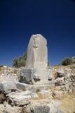 Monumento a Xanthos, Turchia di Lycian Fotografia Stock Libera da Diritti