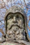 Monumento a Yuri Dolgoruky foto de stock royalty free