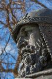 Monumento a Yuri Dolgoruky imagens de stock royalty free