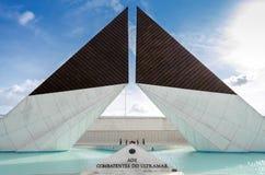 Monumentoen Combatentes Ultramar arkivbilder