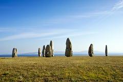 Monumentos célticos Fotos de archivo