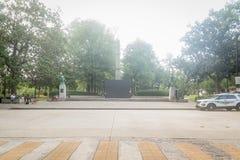 Monumentos confederados Imagen de archivo