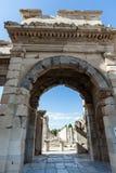 Monumentos da cidade grega velha de Ephesus no peru imagem de stock royalty free