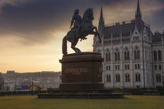 Monumentos de Budapest imagens de stock royalty free