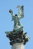 Monumentos de Budapest Foto de Stock Royalty Free