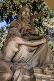 Monumentos de Roma Foto de archivo