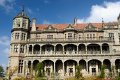 Monumentos de Shimla na Índia fotos de stock royalty free