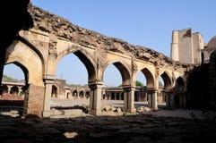 Monumentos viejos del pur de Begam en Delhi Fotos de archivo libres de regalías