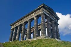 monumentpensahw sunderland Arkivbild