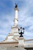 Monuments Aux Girondins Royalty Free Stock Photo