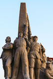 Monuments of communism Royalty Free Stock Photos