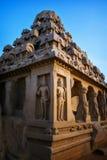 Monuments de Mamallapuram photos libres de droits