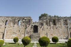 Monuments Ephesus Stock Image