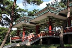 Monuments et architecture de Pyong Yang Image libre de droits
