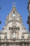 Monuments of Guadalajara, Jalisco, Mexico. Basilica de Zapopan Royalty Free Stock Photos