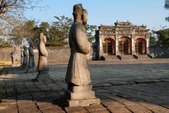 Monuments of Hue, Vietnam royalty free stock photos