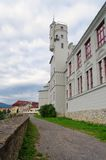 Monuments in Levoca, Slovakia. Royalty Free Stock Image