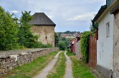 Monuments in Levoca, Slovakia. Stock Photography