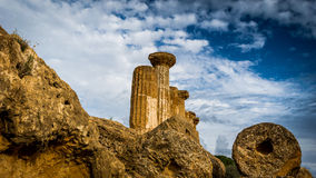 Monuments from the past Royalty Free Stock Photography