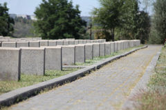 Monuments to Unknown Soldier Stock Images