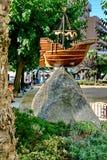 monumentship Arkivbilder