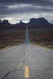monumentväg till dalen Royaltyfri Fotografi