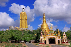 Monywa Stockfotos
