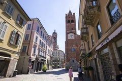 Monza, Ιταλία Στοκ Εικόνες