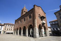 Monza, Ιταλία Στοκ εικόνα με δικαίωμα ελεύθερης χρήσης