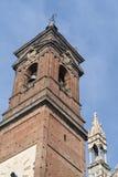 Monza Itália: catedral histórica Imagem de Stock
