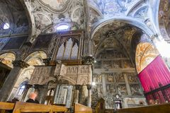 Monza, Italië Royalty-vrije Stock Foto's